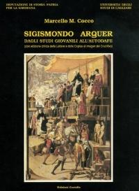 SIGISMONDO ARQUER - MARCELLO M. COCCO